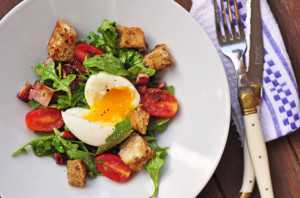 Healthy Breakfast and Light Dinner