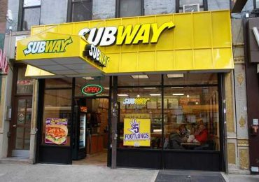 Top 10 Fast Food Restaurants