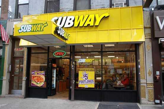 Best Fast Food Restaurant Chains