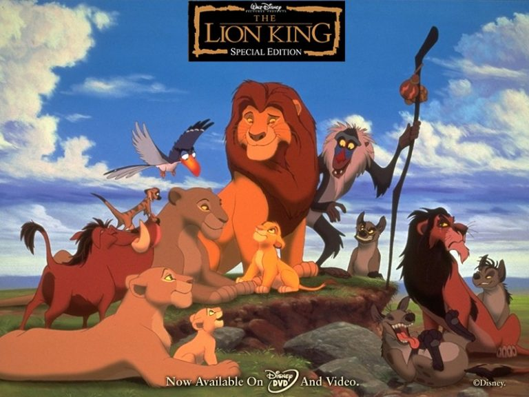 Top 10 Best Animated Movies Of All Time