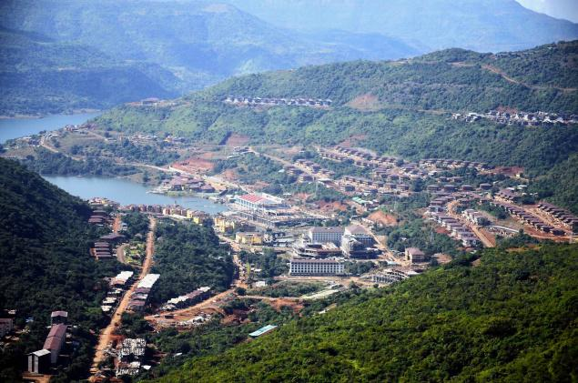 Lavasa India  City new picture : Top 10 Places to visit in India | OhTopTen