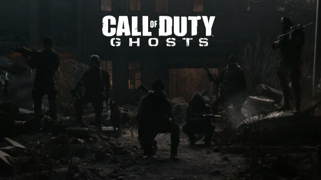 Call of Duty - Ghosts Best Free PC games