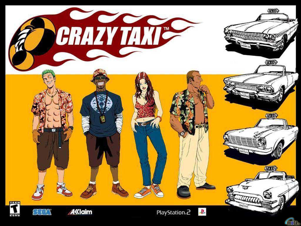 Crazy Taxi Best Free PC games