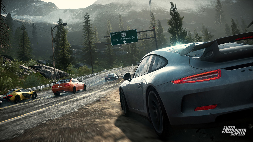 Need for Speed Underground Rivals Best PC Game 2013
