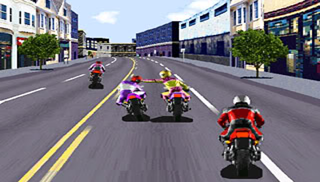 Road Rash Best Free PC Games