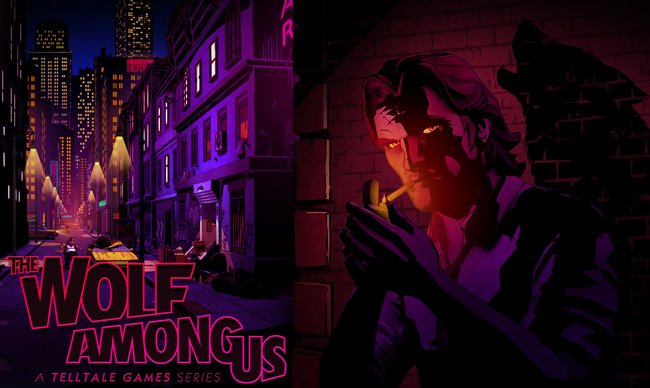 The wolf among us Best Free PC Games