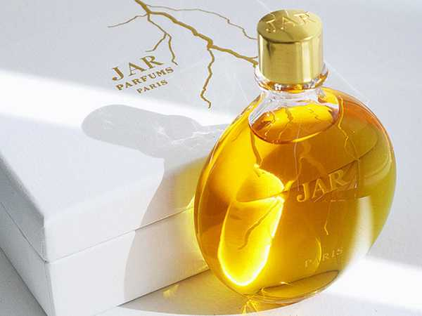 JAR Bolt of Lightning Perfume