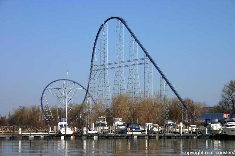 Millennium Force Roller Coaster