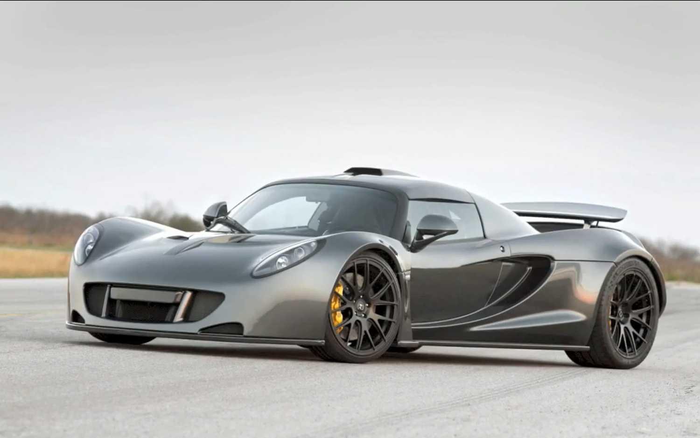 Hennessey Venom GT Fastest Cars