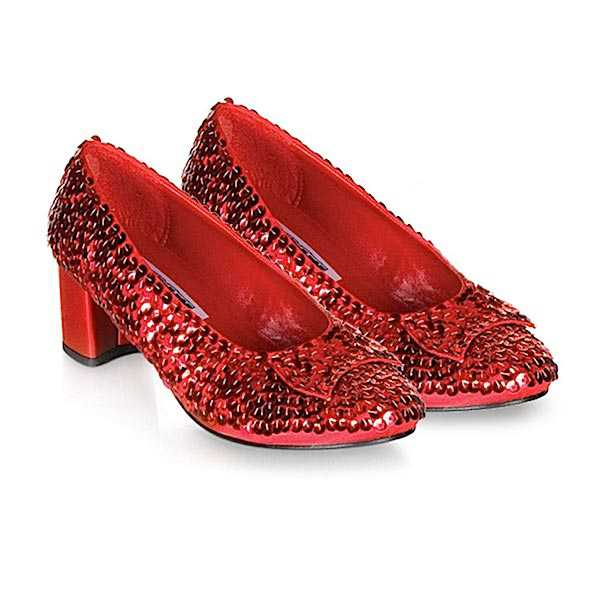 "House of Harry Winston's ""Ruby Slippers"""
