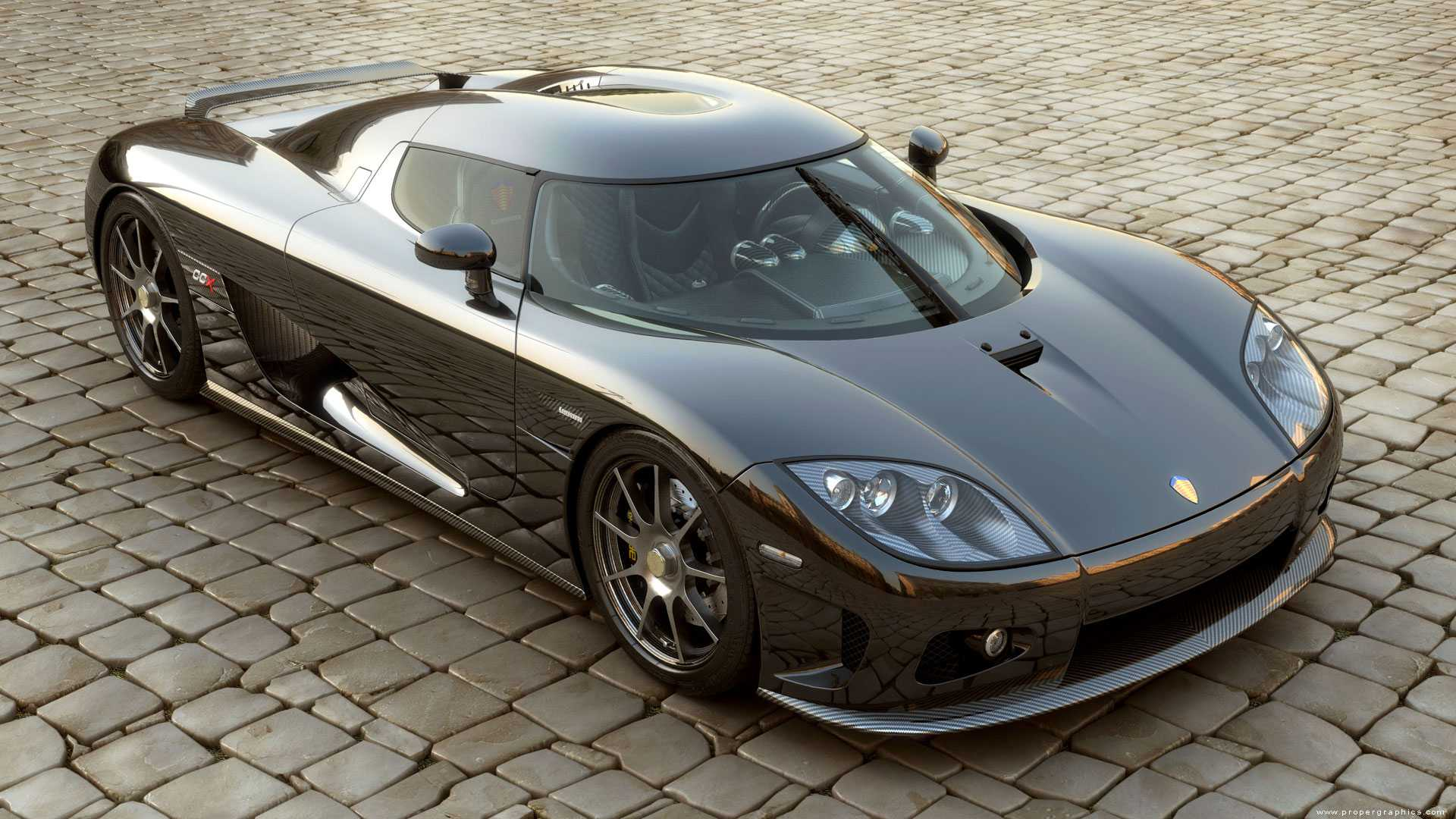 Top 10 Fastest Cars in the World | OhTopTen