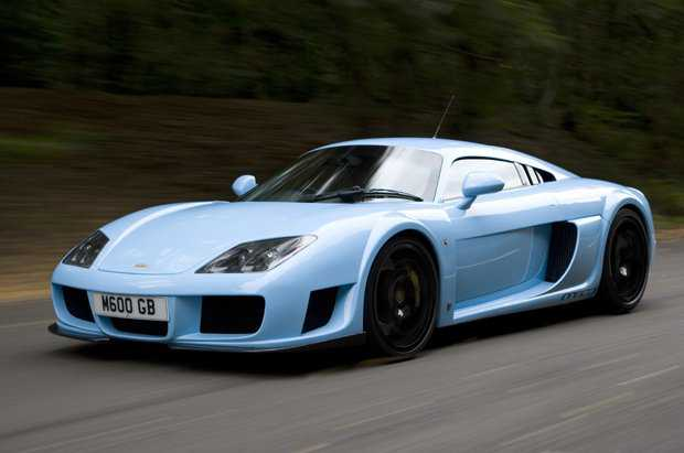 Noble M600 HD Fastest Cars