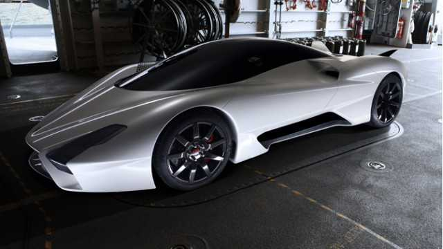 SSC Ultimate Aero Fastest Cars