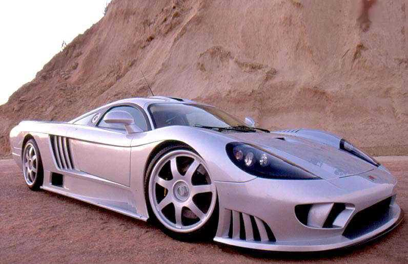 Saleen s7 Twin-Turbo Fastest Cars