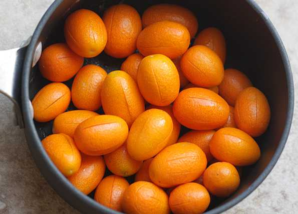 kumquats high in calcium