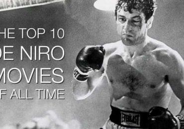 Top 10 Best Robert De Niro Movies
