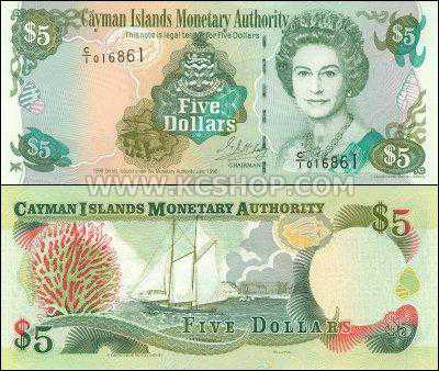 Cayman Islands Dollar - Strongest Currencies in the World