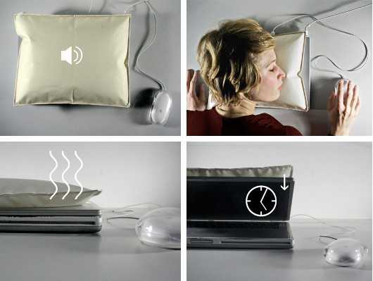I-Sleep Pillow