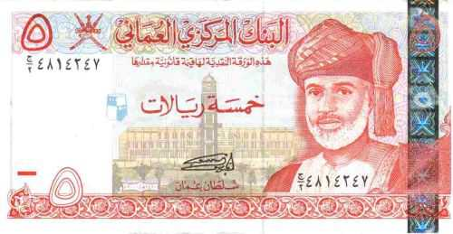 omani rial - Strongest Currencies in the World