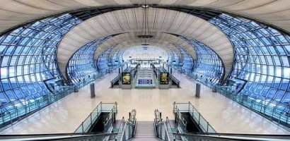 Top 10 Coolest Airports
