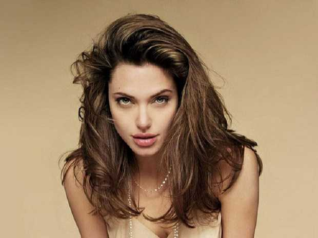 Angelina Jolie - Top 10 Highly Paid Hollywood Actress