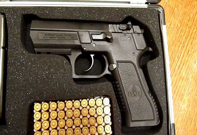 Baby Eagle II BE9915R - Best 9MM Pistols