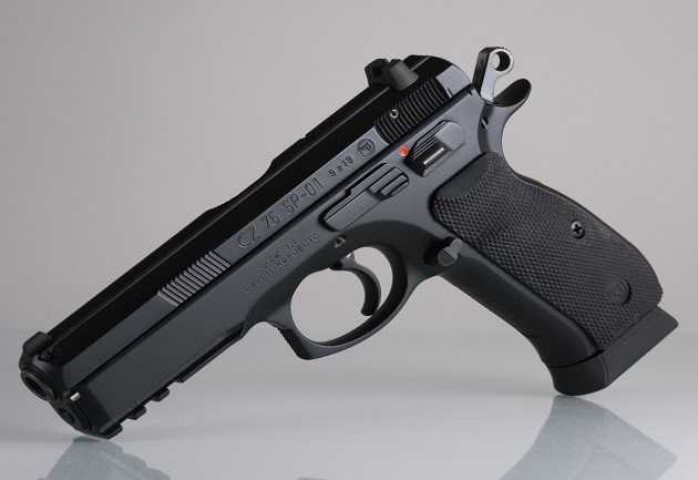 CZ 75 SP 01 - Best 9MM Pistol in the world
