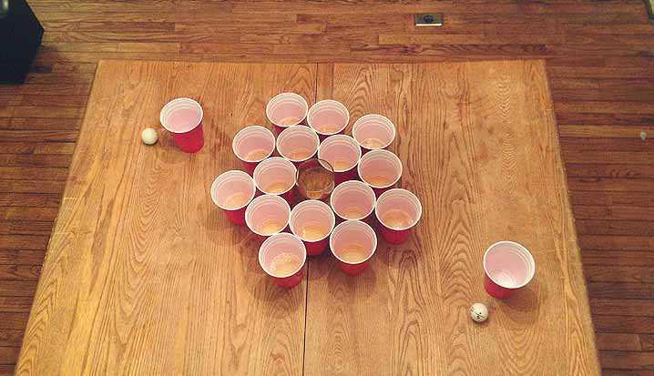 Chandelier -Best Drinking Games