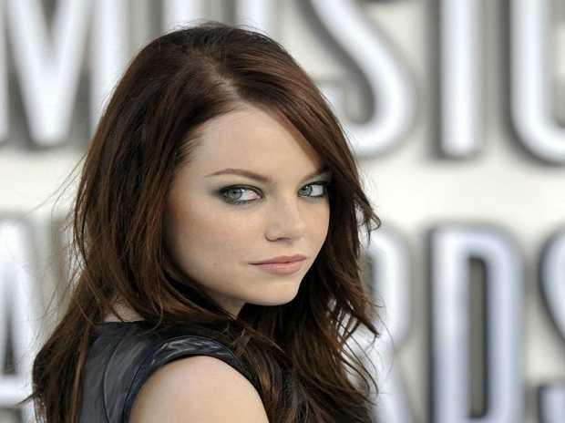 Emma Stone - Top 10 Highly Paid Holllywood Actress