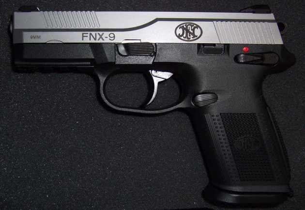 FN Herstal FNX-9 – Best 9MM Pistols