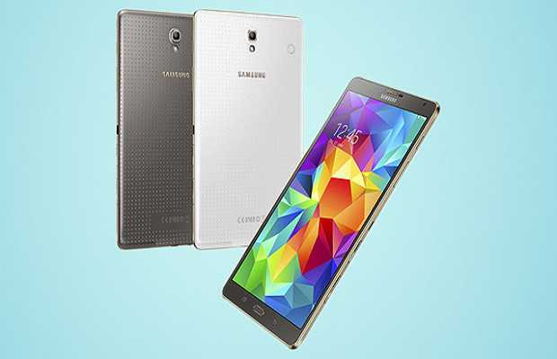Samsung Galaxy Tab 8.4 - Top 10 Android Tablets in 2014
