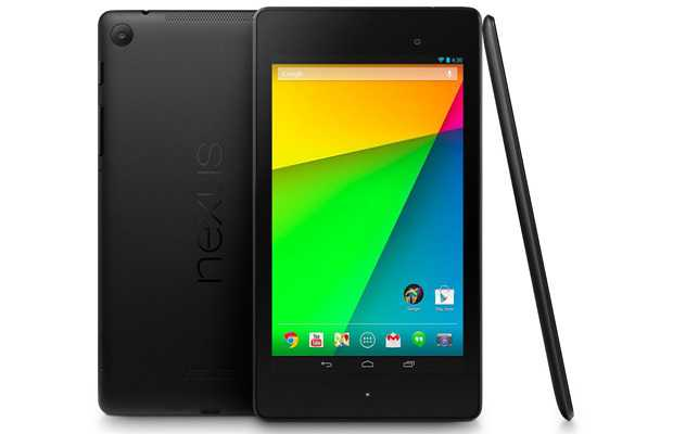 Nexus 7 - Top 10 Android Tablets in 2014