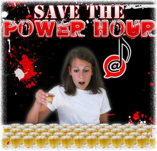 Power Hour - Best Drinking Games