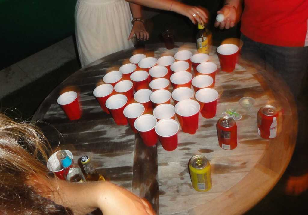 Slap Cup (Gonzo) - Best Drinking Games