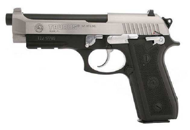 Taurus PT-92 - Best 9MM Pistols in the world
