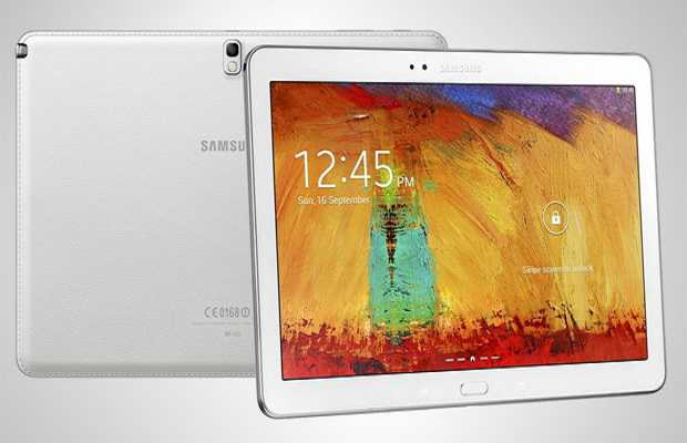 Samsung Galaxy Note 10.1 - Top 10 Android Tablets in 2014