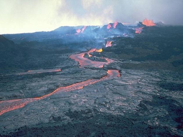 Mauna Loa - Top 10 most dangerous volcanoes