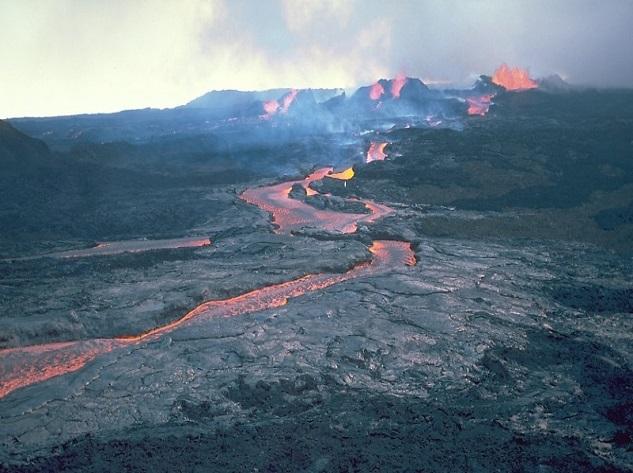 Mauna Loa - Top 10 most dangerous volcanoes