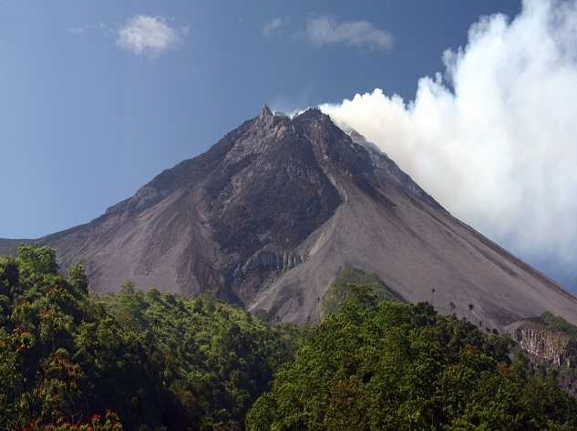 Mount Merapi - Top 10 most dangerous volcanoes