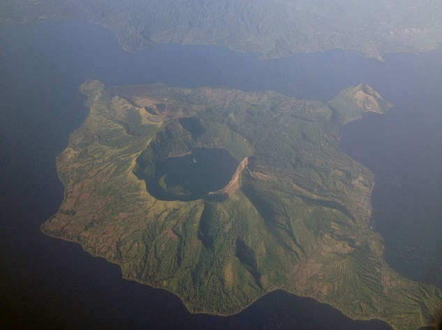 Taal - Top 10 most dangerous volcanoes