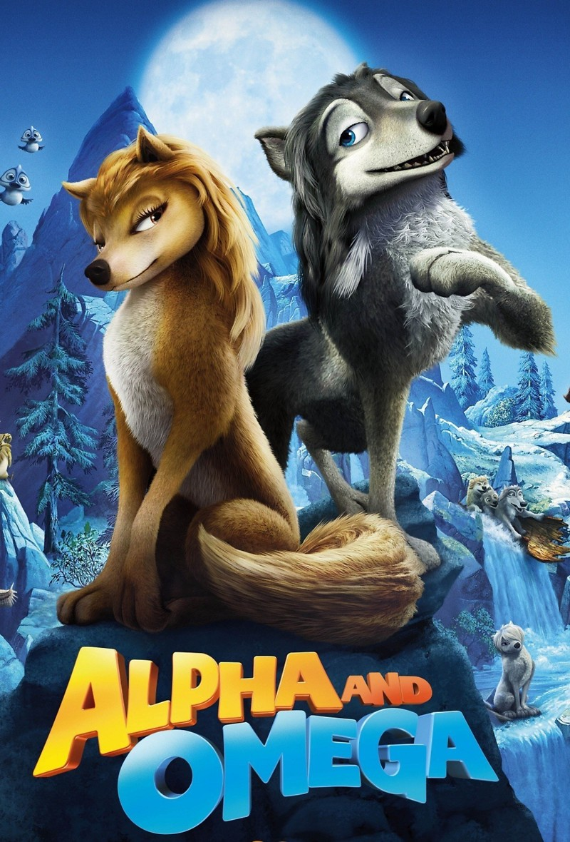 Best Animated movies- Alpha and Omega
