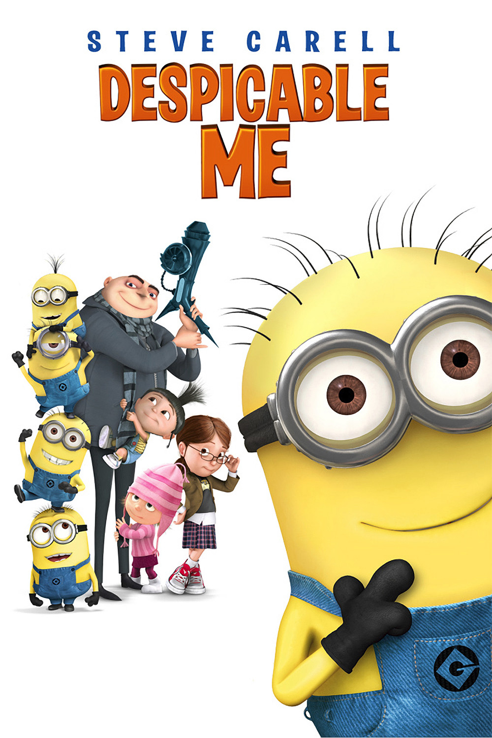 Best Animated movies- Despicable Me
