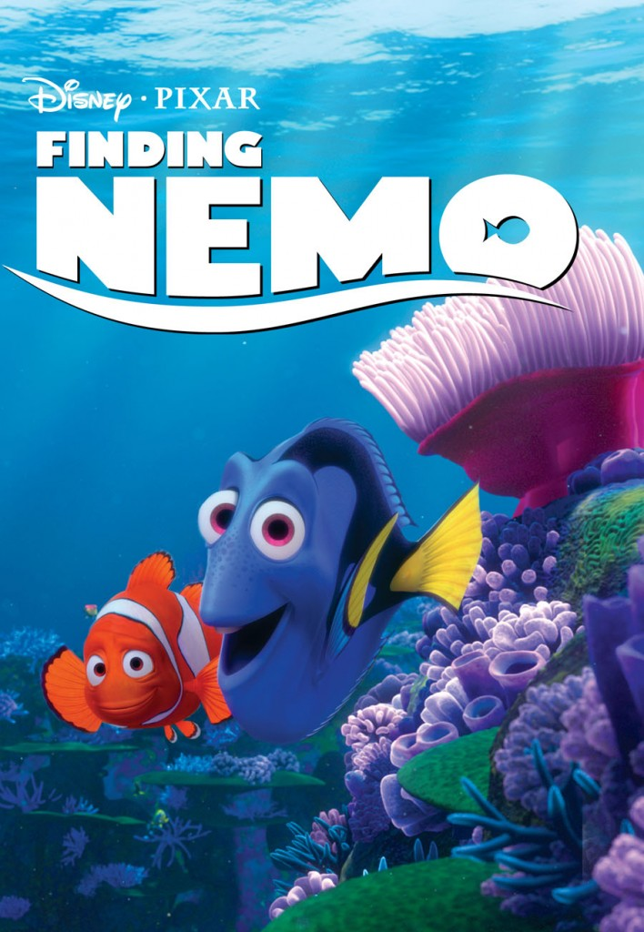 Best Animated movies- Finding Nemo
