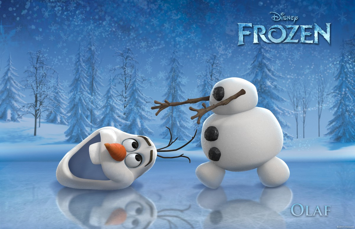 Best Animated movies- Frozen
