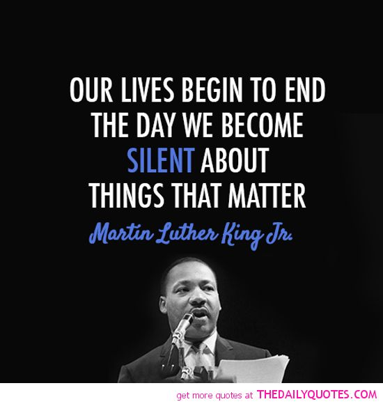 Martin Luther King Quotes Inspirational Motivation