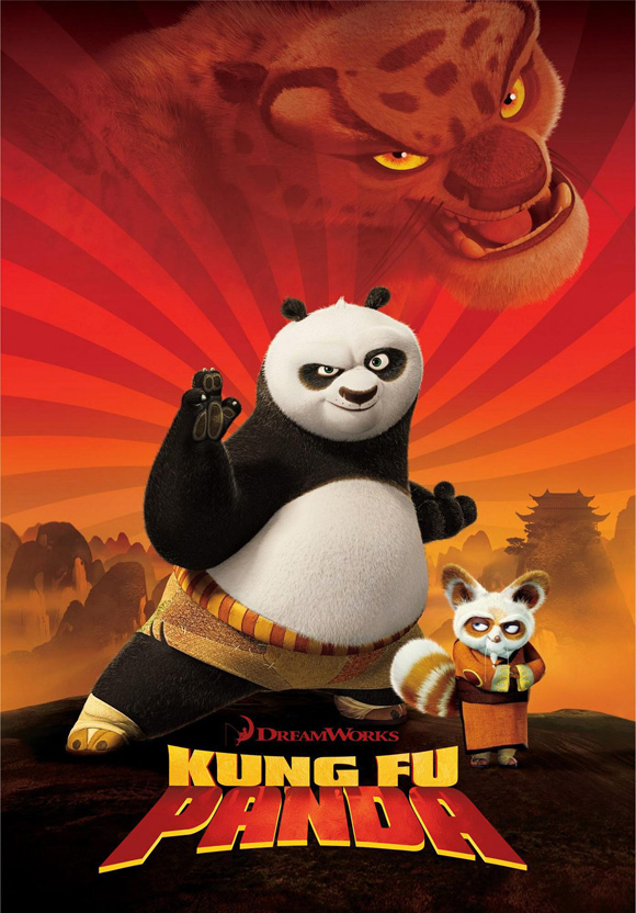 Best Animated movies- Kung Fu Panda