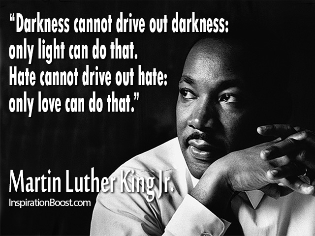 Inspirational Martin Luther King Quotes