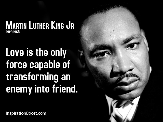 Martin Luther King Jr Quotes On Love
