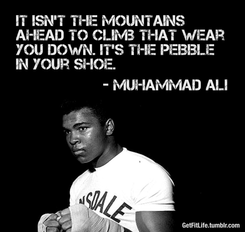 the worlds greatest muhammad ali Muhammad ali was not only a boxing champion, he was a championship talker  following are some quotations from ali, who died on friday at.