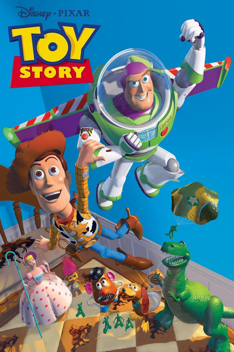 Best Animated movies- Toy Story
